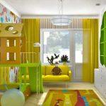 Обустраиваем детскую комнату: основные моменты ремонта квартиры